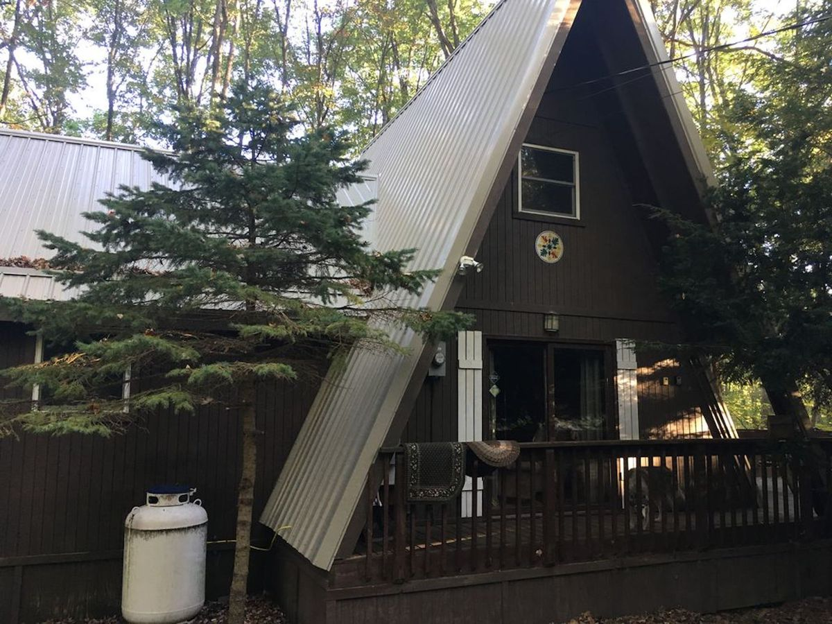 5 A-Frame cabins to rent near Philly - Curbed Philly
