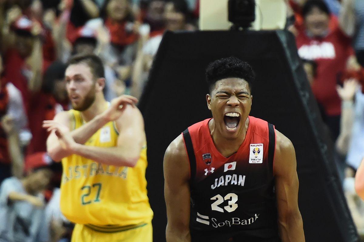 Japan v Australia - FIBA World Cup Asian Qualifier Group B