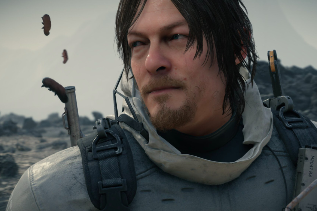 fans think pt lives on in new death stranding footage