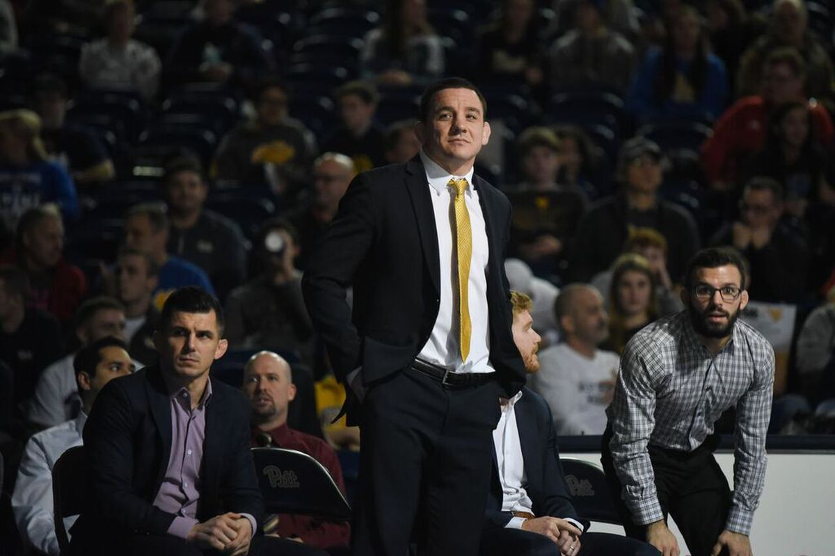 No. 14 Pitt wrestling suffers first defeat in 33-9 loss to No. 3 Oklahoma State