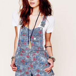 """<b>Free People</b> railroad printed overall, $118 at <a href=""""http://www.freepeople.com/railroad-printed-overall/"""">Free People</a>"""