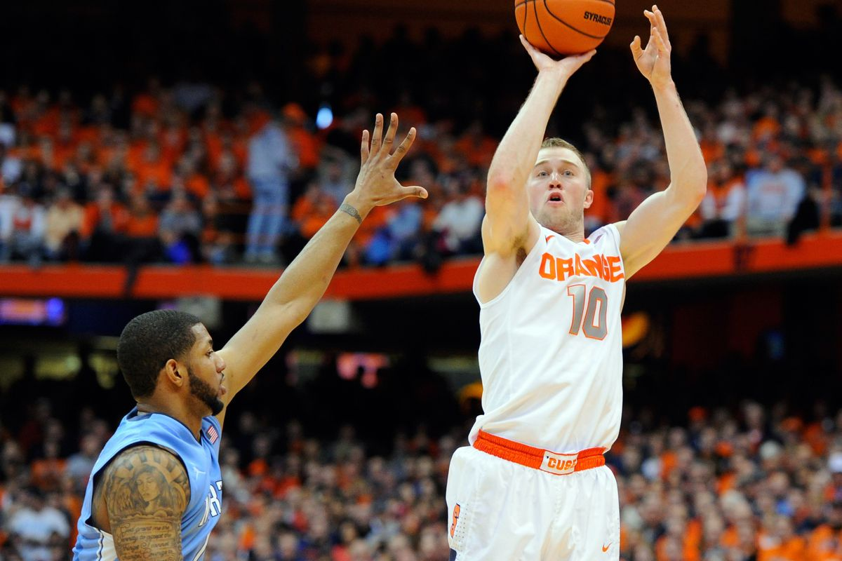 Syracuse Basketball January 9th Game Vs Unc Confirmed For 8 P M On