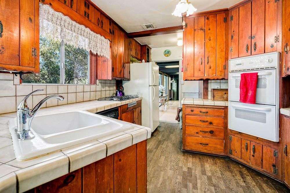 9941 McBroom Street | Kitchen
