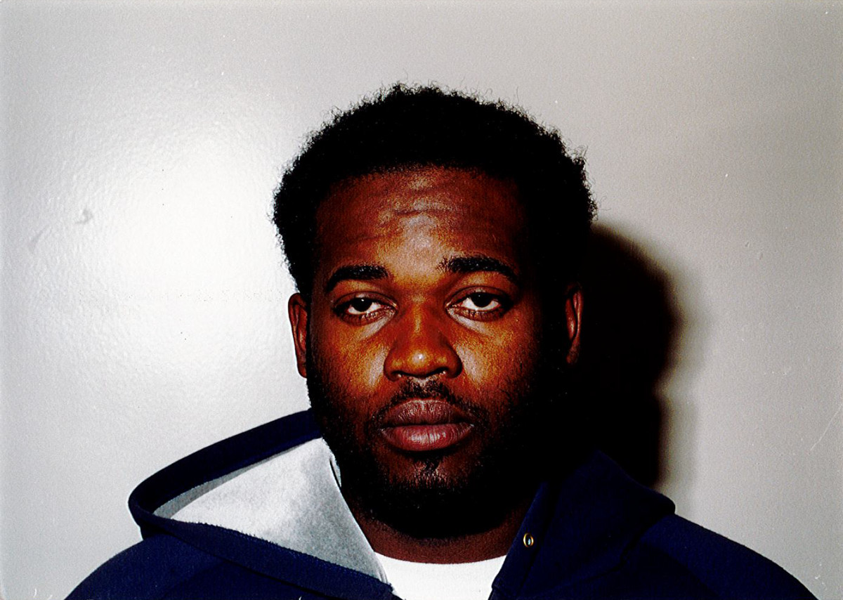 """Donell """"Squeaky"""" Simmons. 