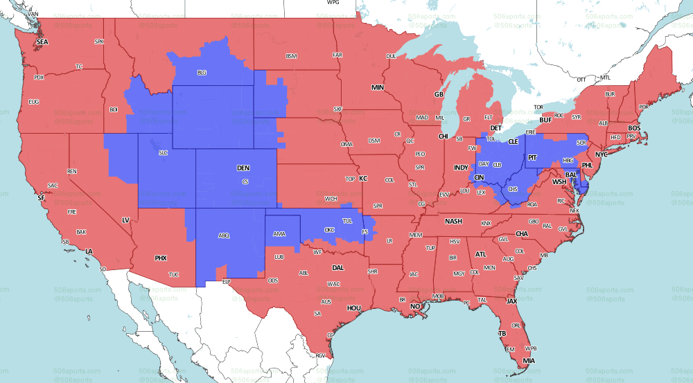 Packers vs. Chargers, Week 9 2019: TV channel, broadcast map ... on bifurcation map, specific purpose map, advanced television systems committee standards, sister station, international train map, television program, australian television ratings, iptv map, independent station, invisible map, electronic program guide, tributary map, prairie map, atoll map, kriging map, atsc tuner, influence map, effective radiated power, strait map, standard-definition television, river map, terrestrial television, fjord map, digital cable, library of alexandria map, archipelago map, chap map, television channel frequencies, glacier map, broadcast relay station, television station, display resolution, raceway map, basin map, bight map, digital terrestrial television, mediaset premium,