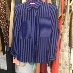 Naughty Joke blouse, $20