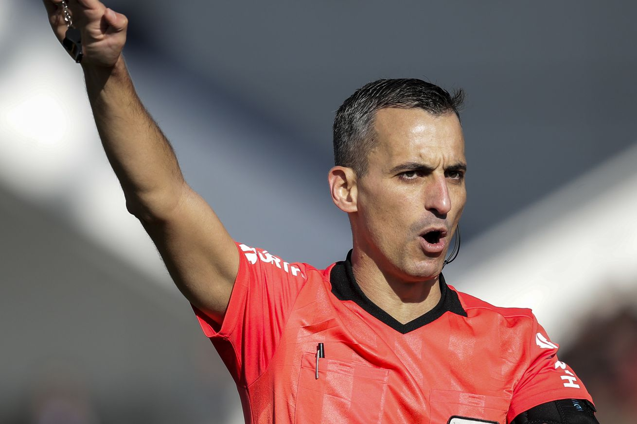 Referee named for Real Madrid?s match against Espanyol