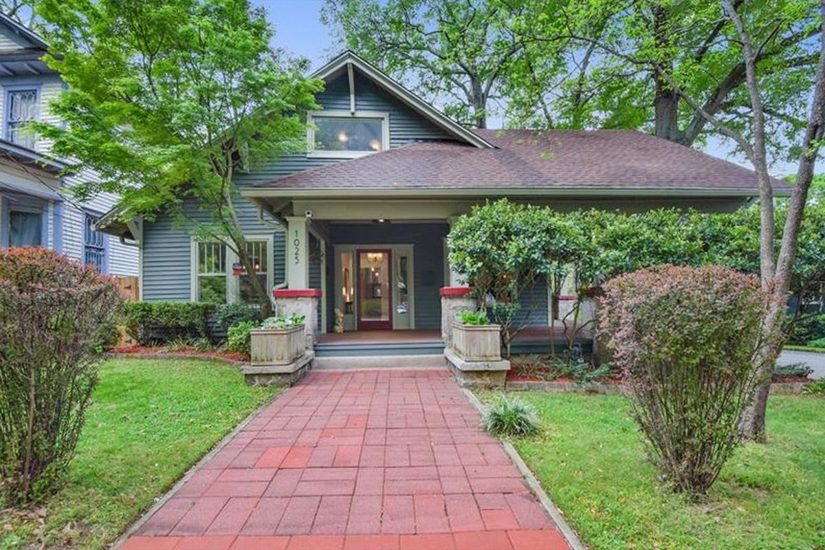Follow The Red Brick Path Atlanta Fine Homes Sothebys International Realty