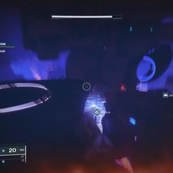 The Hallows Vex Transponder