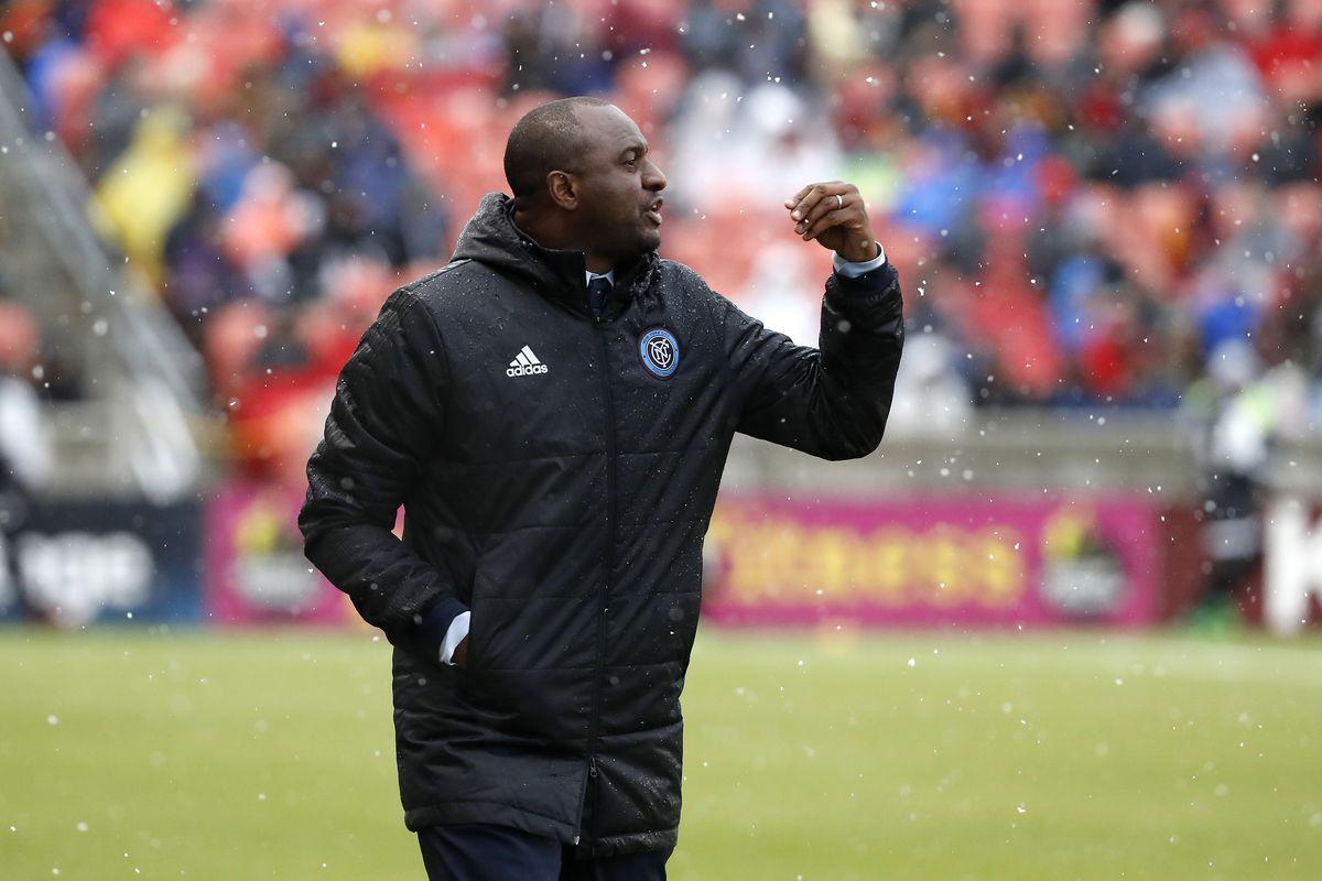 MLS: New York City FC at Real Salt Lake