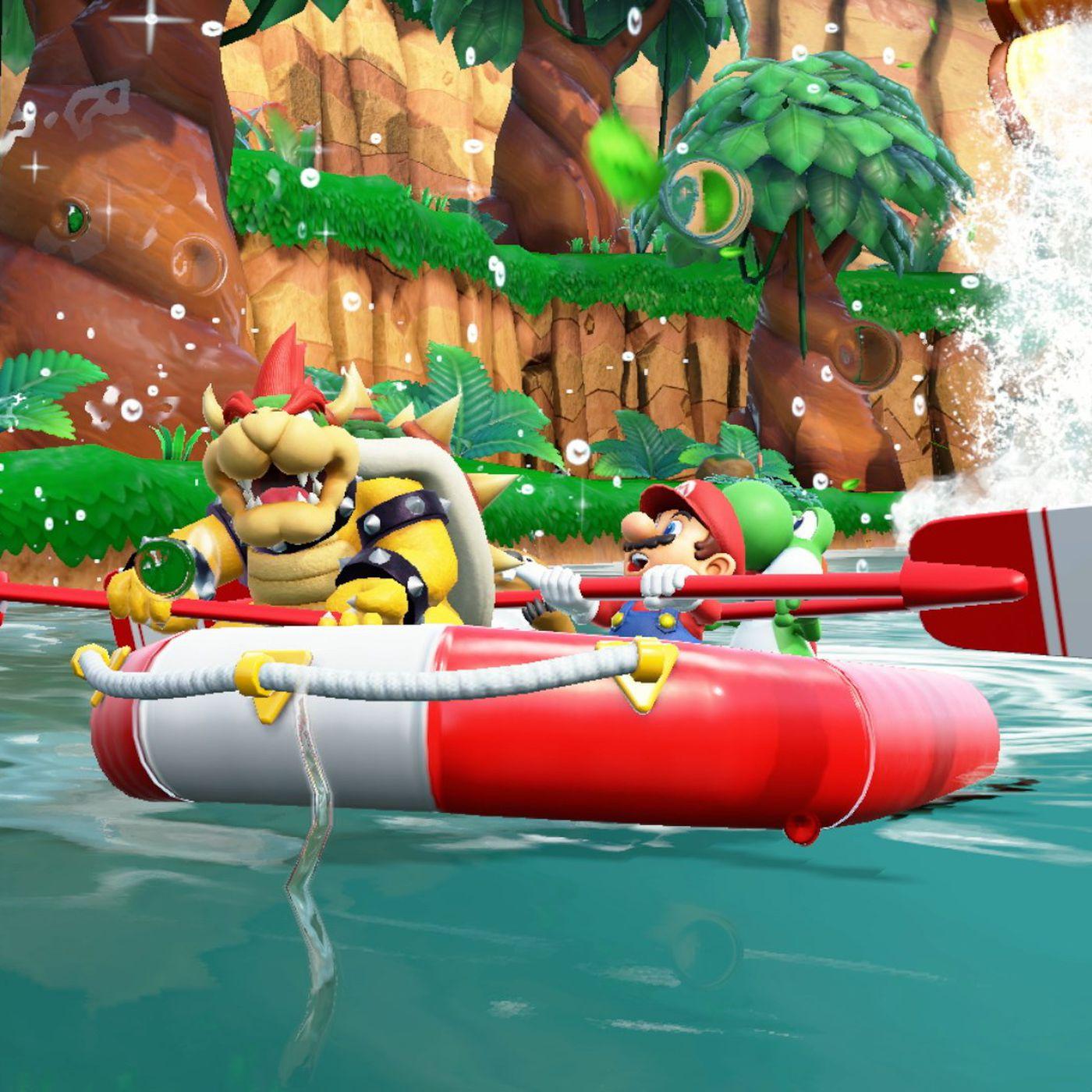 Super Mario Party Review Polygon