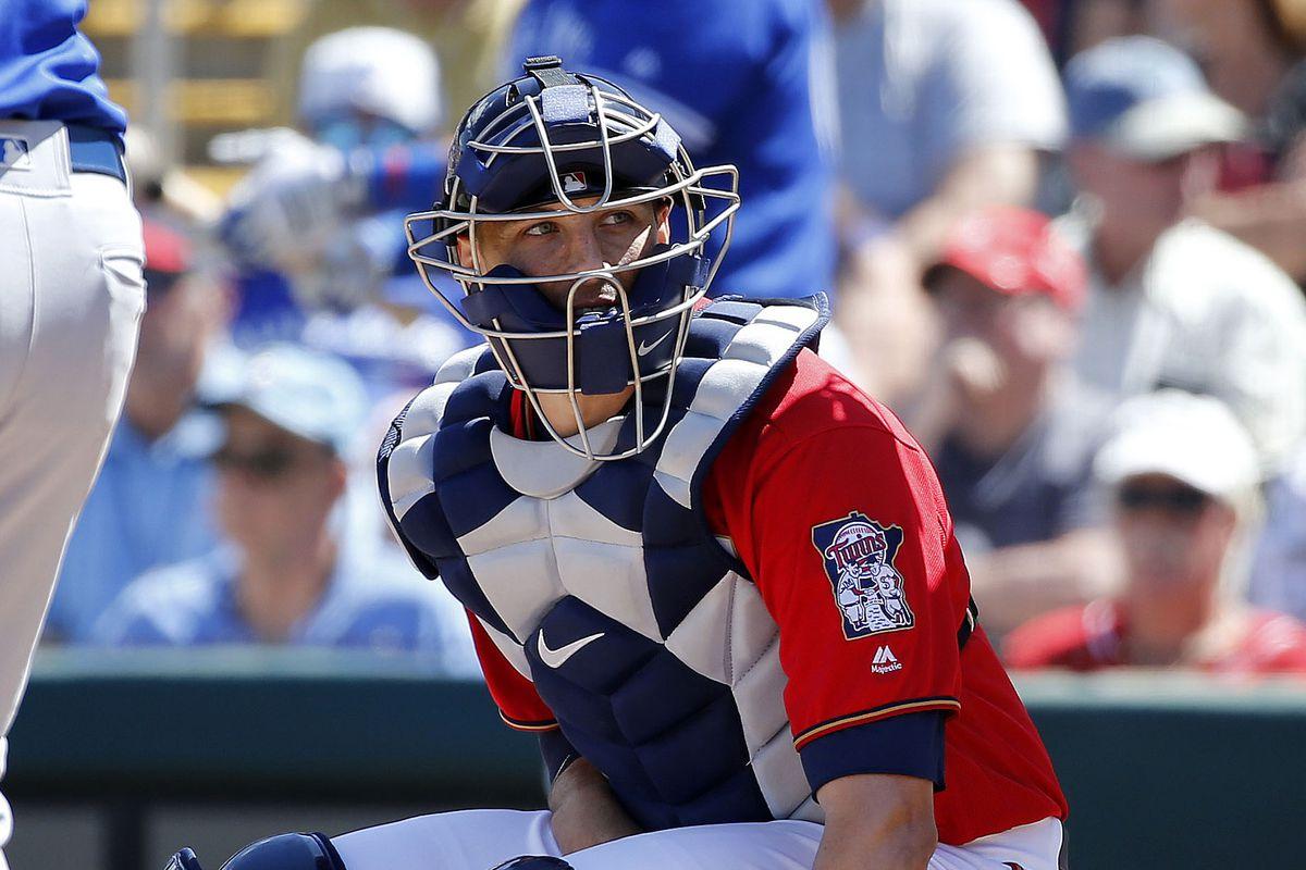 MLB: Spring Training-Toronto Blue Jays at Minnesota Twins