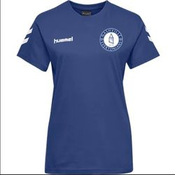 <strong>Hummel Women's Go Cotton T-Shirt </strong>for Nashville Evertonians
