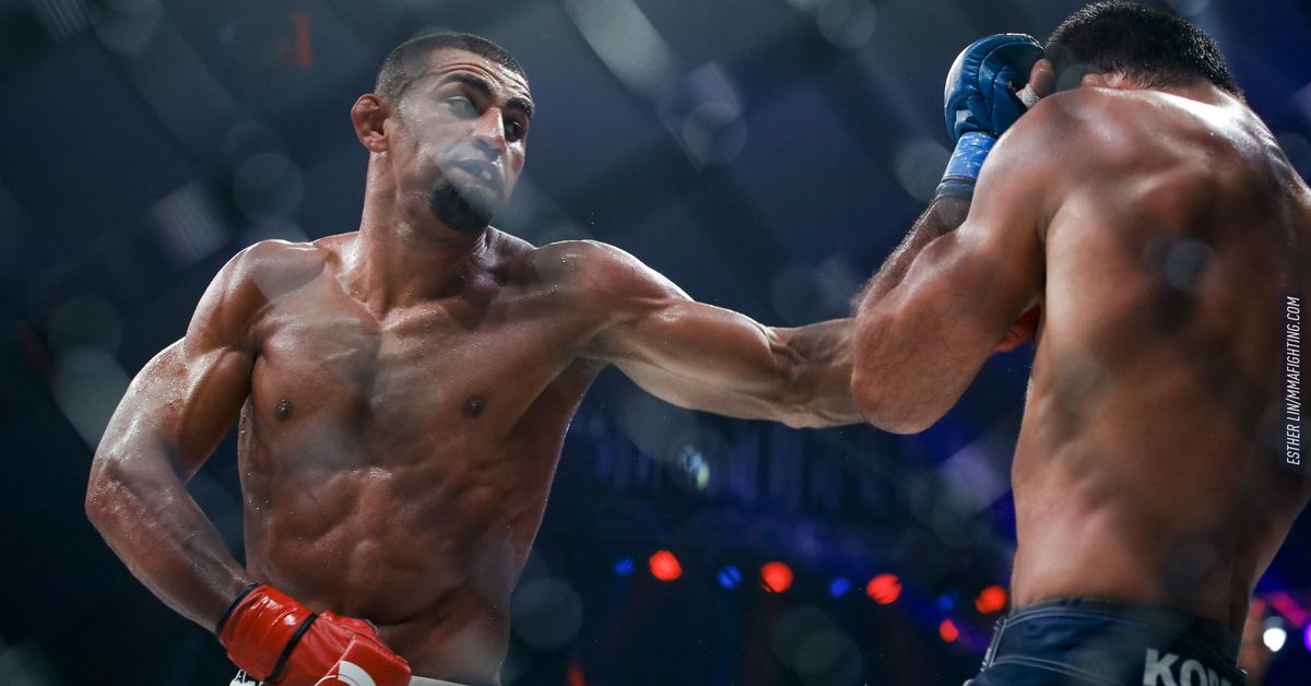 Douglas Lima confident he would knock out UFC champion Kamaru Usman - MMA Fighting