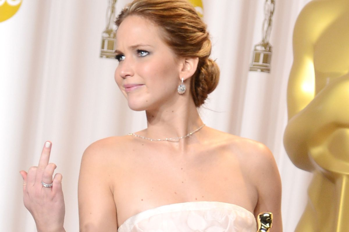 Jennifer Lawrence, who spoke up against the pay gap, is working against a stacked system.