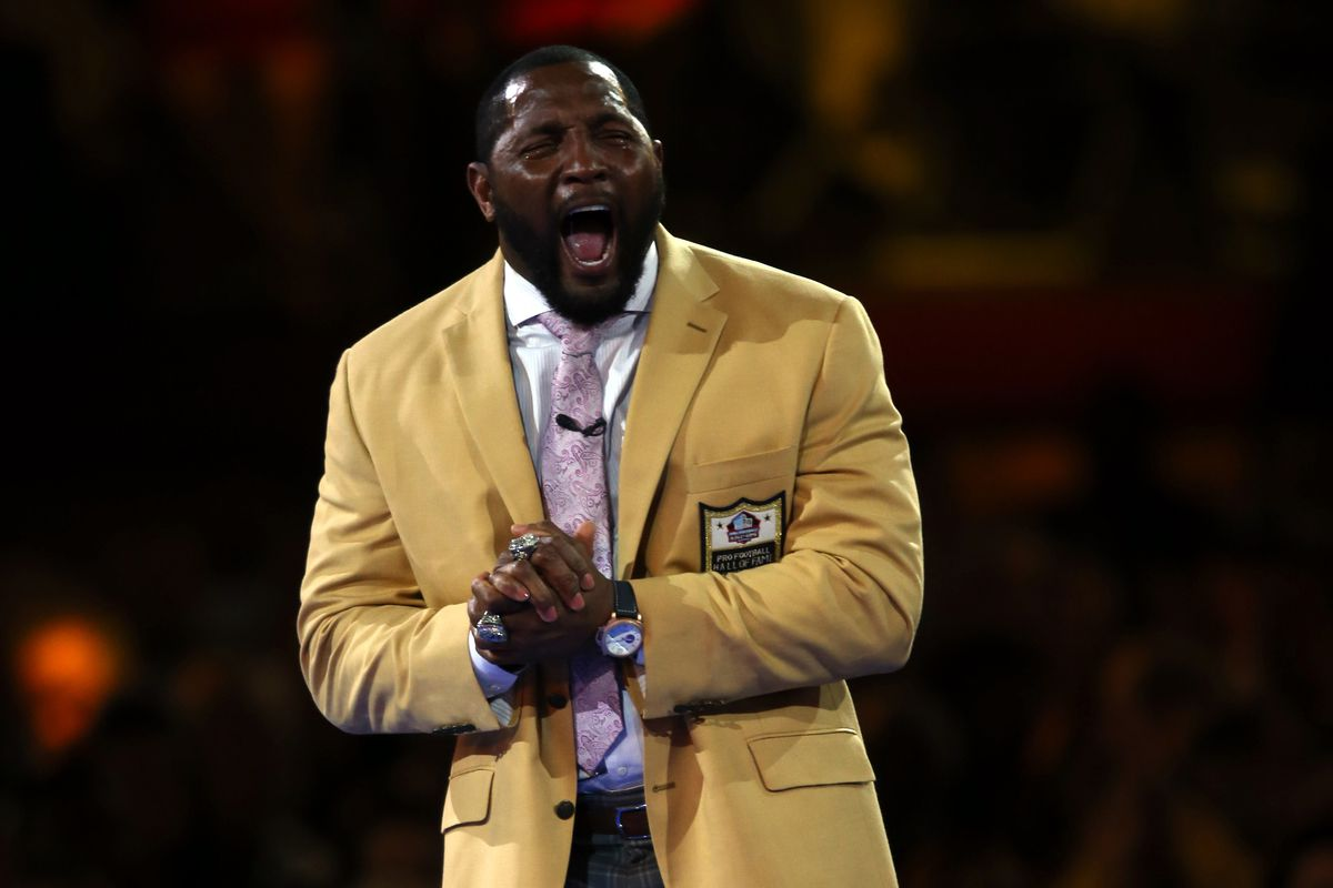 Ravens Ray Lewis Hall of Fame - Baltimore Beatdown 4d2a0d4de