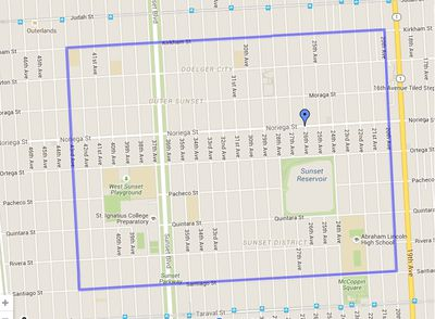 The Unseen Wires That Maintain Ancient Jewish Tradition In San - San francisco eruv map