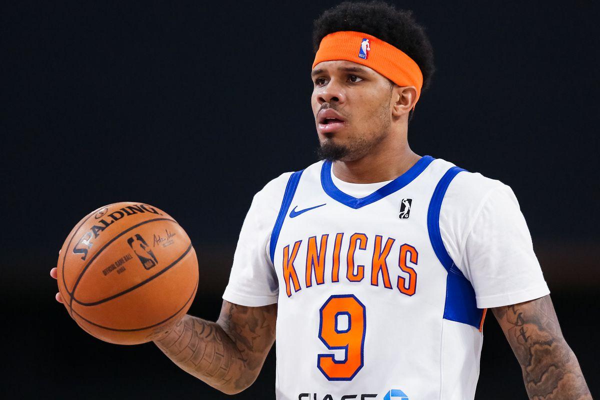 College Park Skyhawks v Westchester Knicks