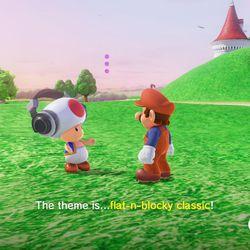 Super Mario Odyssey guide: Mushroom Kingdom all power moon locations