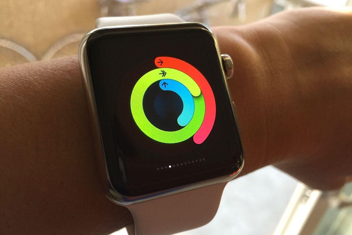 The Apple Watch OS got a big update this week, but