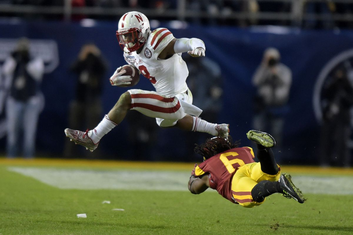 Ameer Abdullah's athleticism is without question.