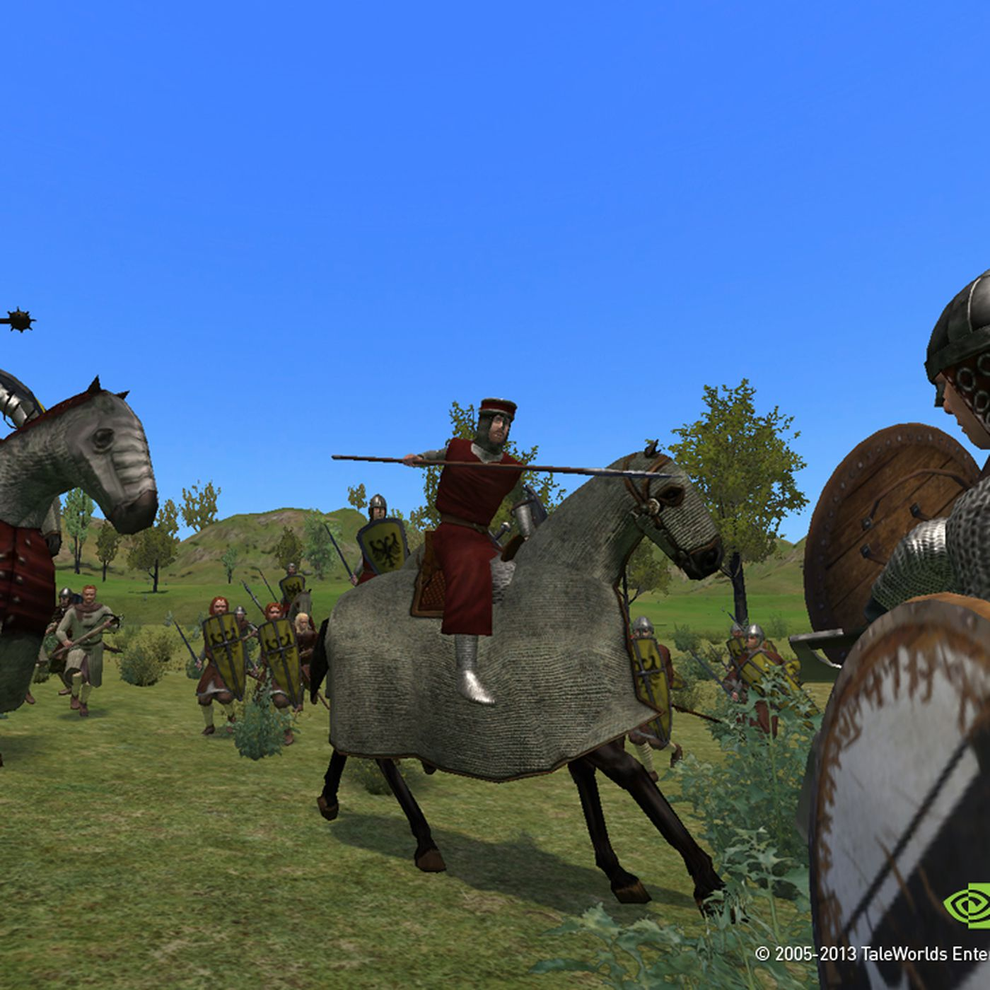 mount and blade warband free download taleworlds