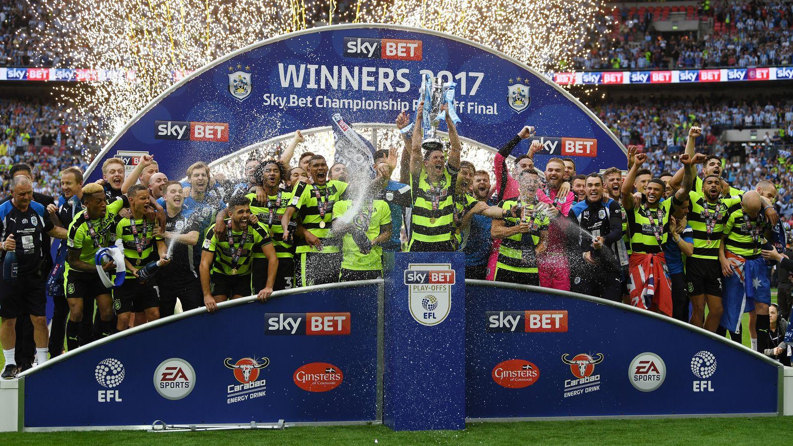 Reading FC 0-0 (3-4 On Pens) Huddersfield Town: Full
