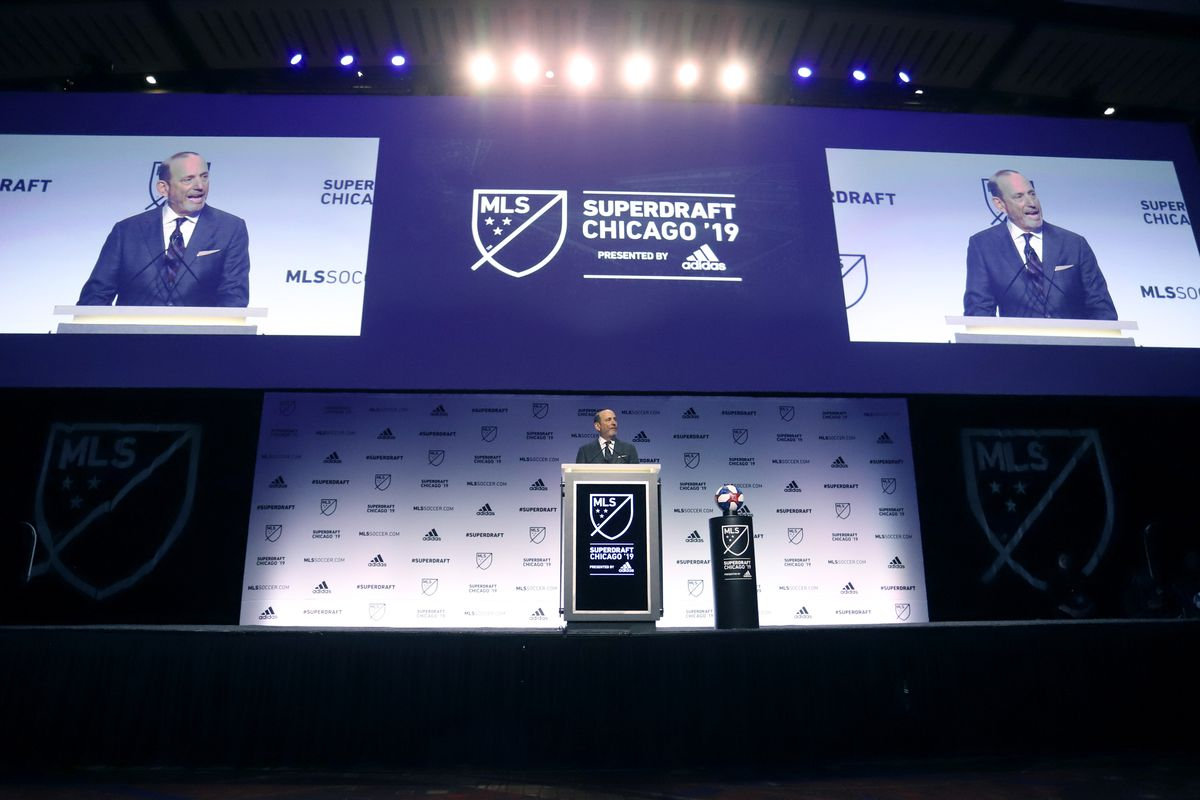 "Major League Soccer announces ""streamlined"" college SuperDraft"