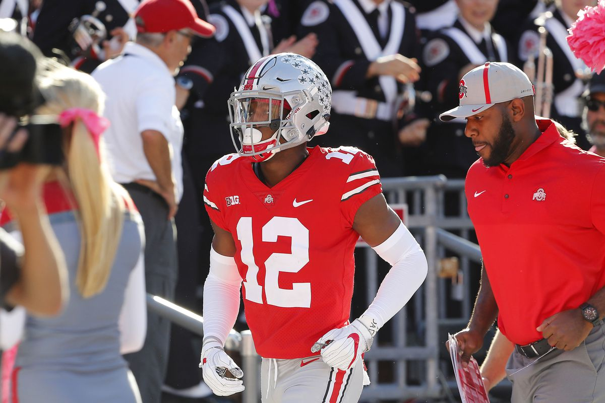 Denzel Ward Can Stick With Anyone But He Can Start Off Providing Tremendous  Talent In The Slot 7f7d82230