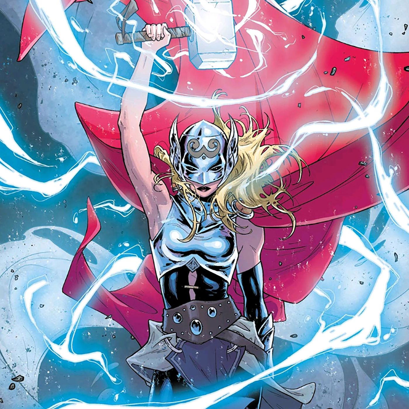 It'll be interesting to see how Jane turns into Lady Thor.