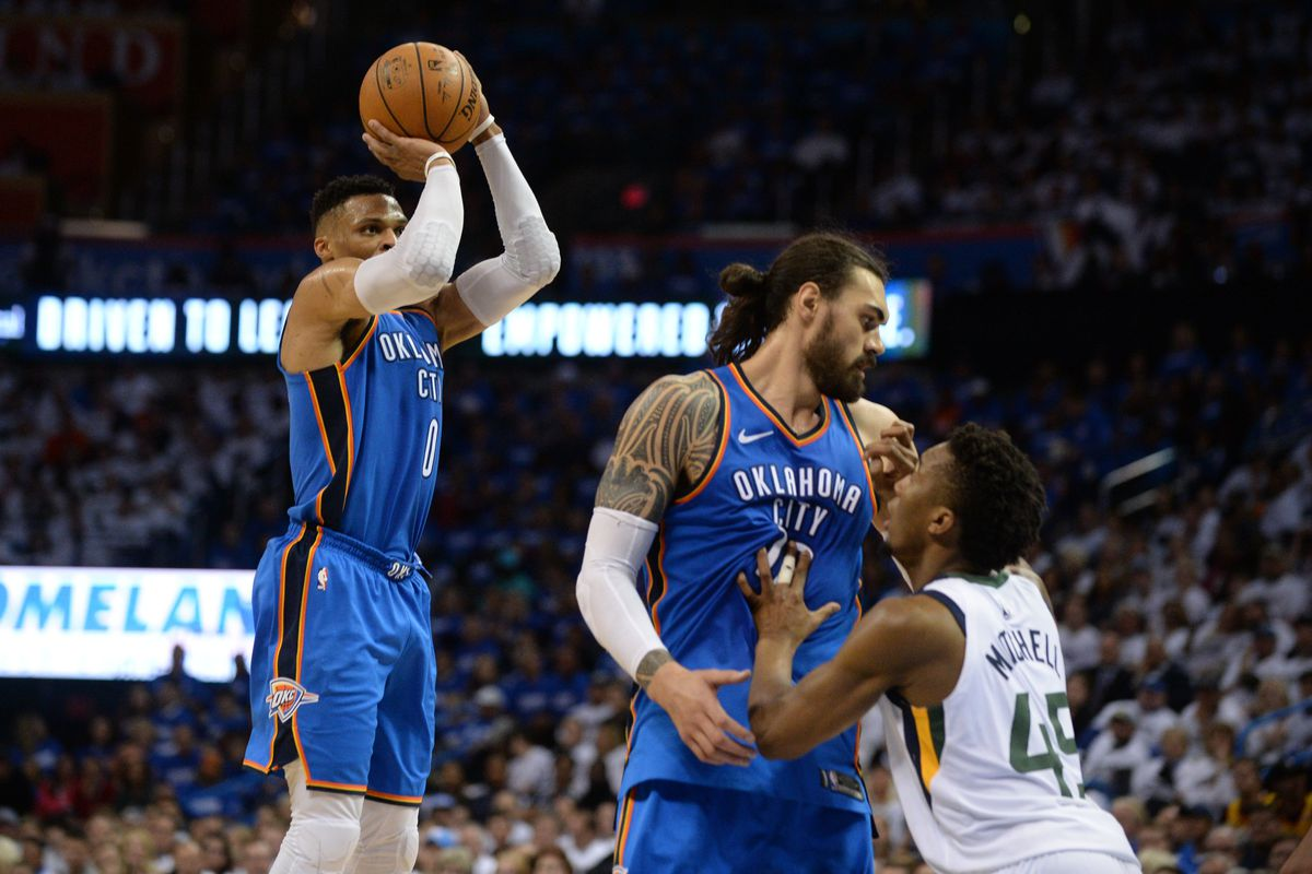 Okc Thunder Utah Jazz Preview Not Dead Yet Can The Thunders Game