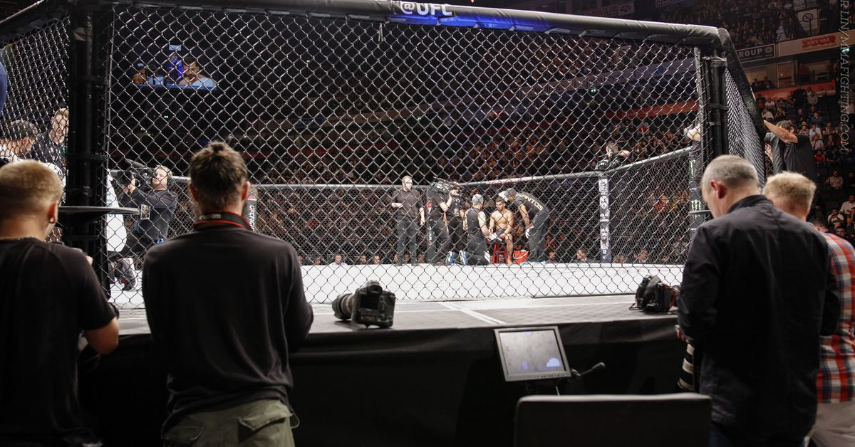 Hot Tweets: Two ideas on how to fix MMA judging