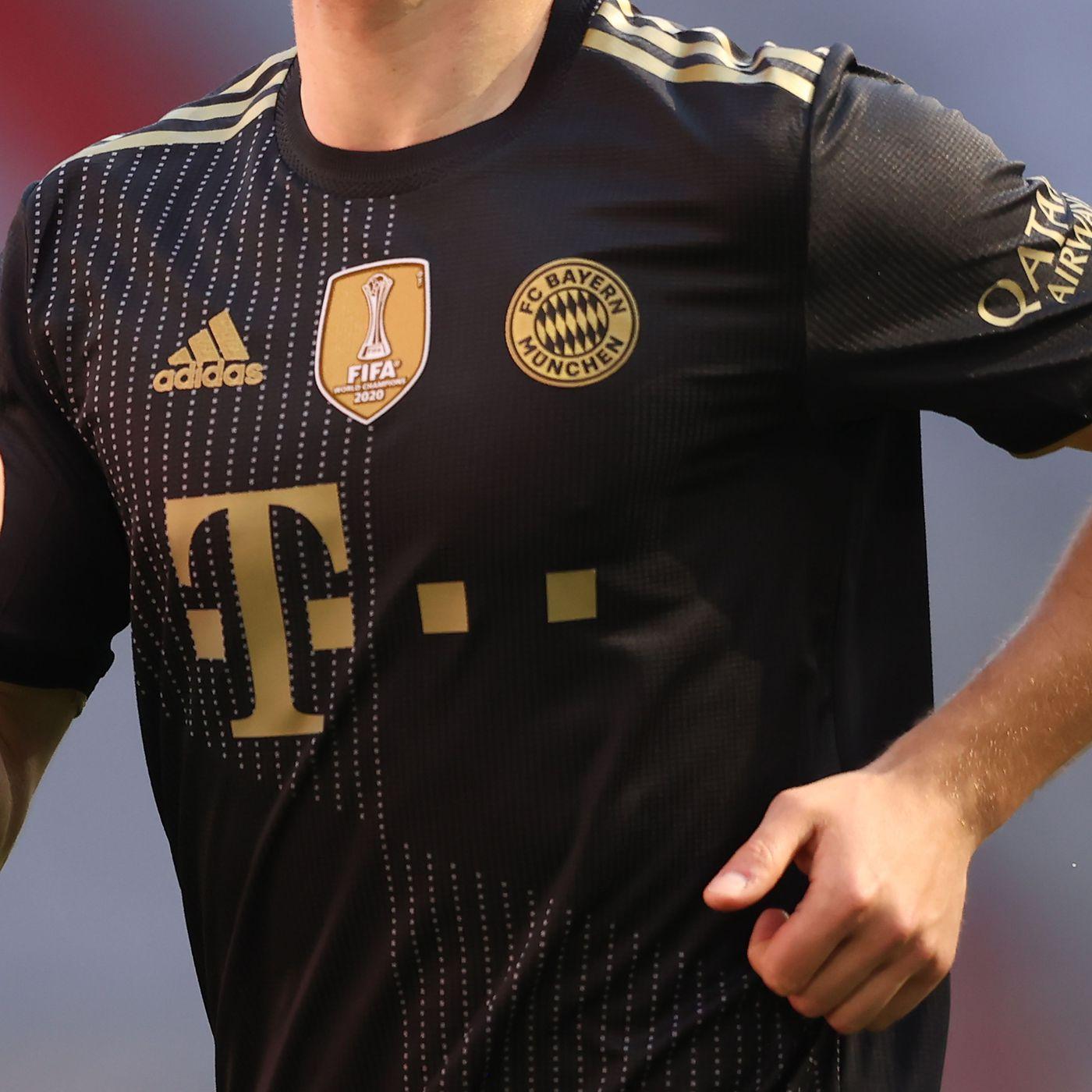 Kit Leak Bayern Munich S Final Design For The 21 22 Home Jersey Bavarian Football Works