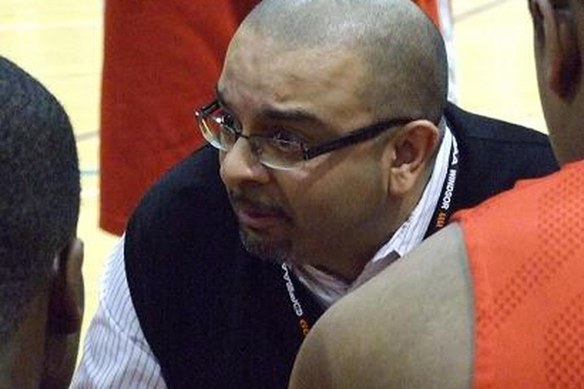 Coach Roy Rana is a person with much knowledge on all levels of basketball in Canada.  (Courtesy of Roy Rana)