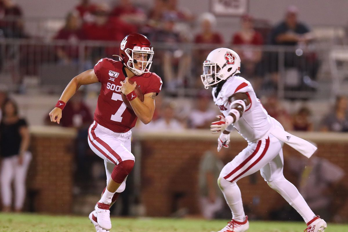Oklahoma Football Spencer Rattler Can Live Up To The Hype Ou Staffers Earn Major Recognition Crimson And Cream Machine