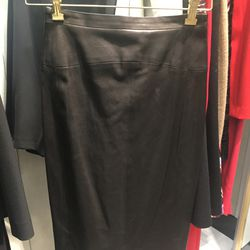 Narciso Rodriguez leather skirt, $399 (originally $1,995)