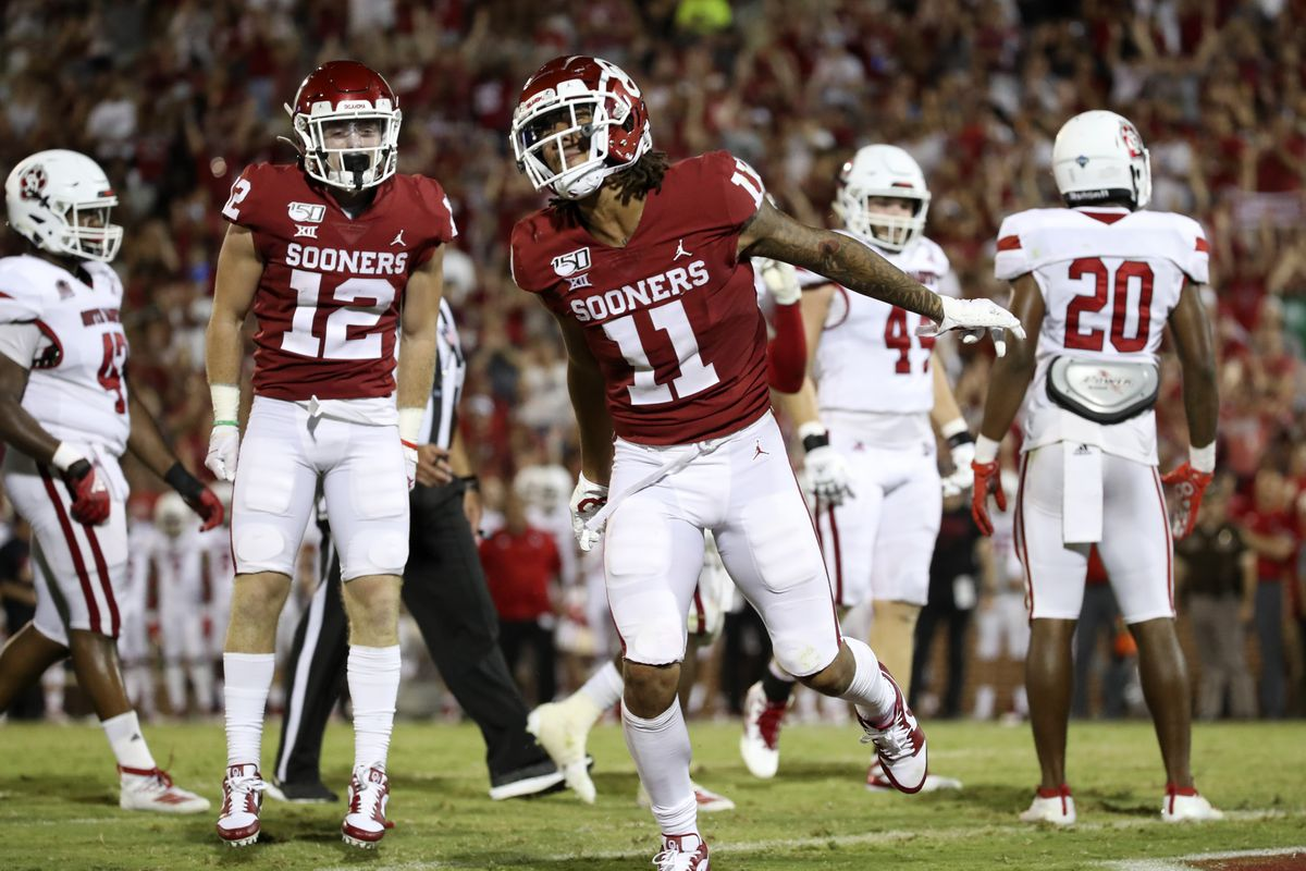 Oklahoma Football An Early Projection For The 2020 Depth Chart Crimson And Cream Machine