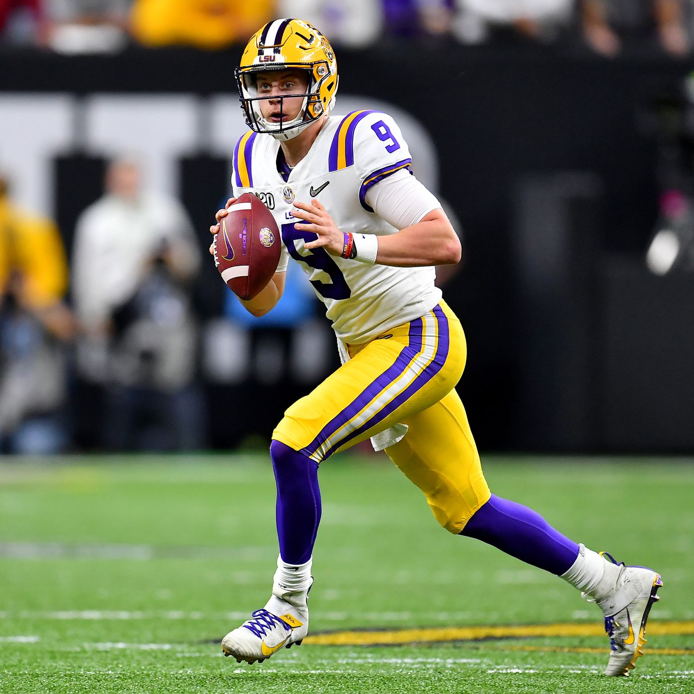 NFL Draft Film Room: The best throws of Joe Burrow's historic 2019 ...