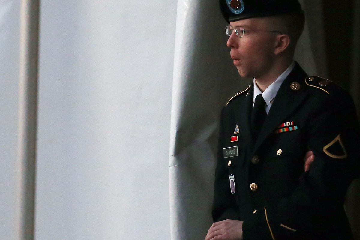 Chelsea Manning became one of the highest-profile transgender soldiers after she leaked classified documents.
