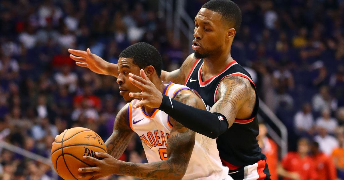 Trail Blazers Set NBA Record in Season Debut vs. Suns ...
