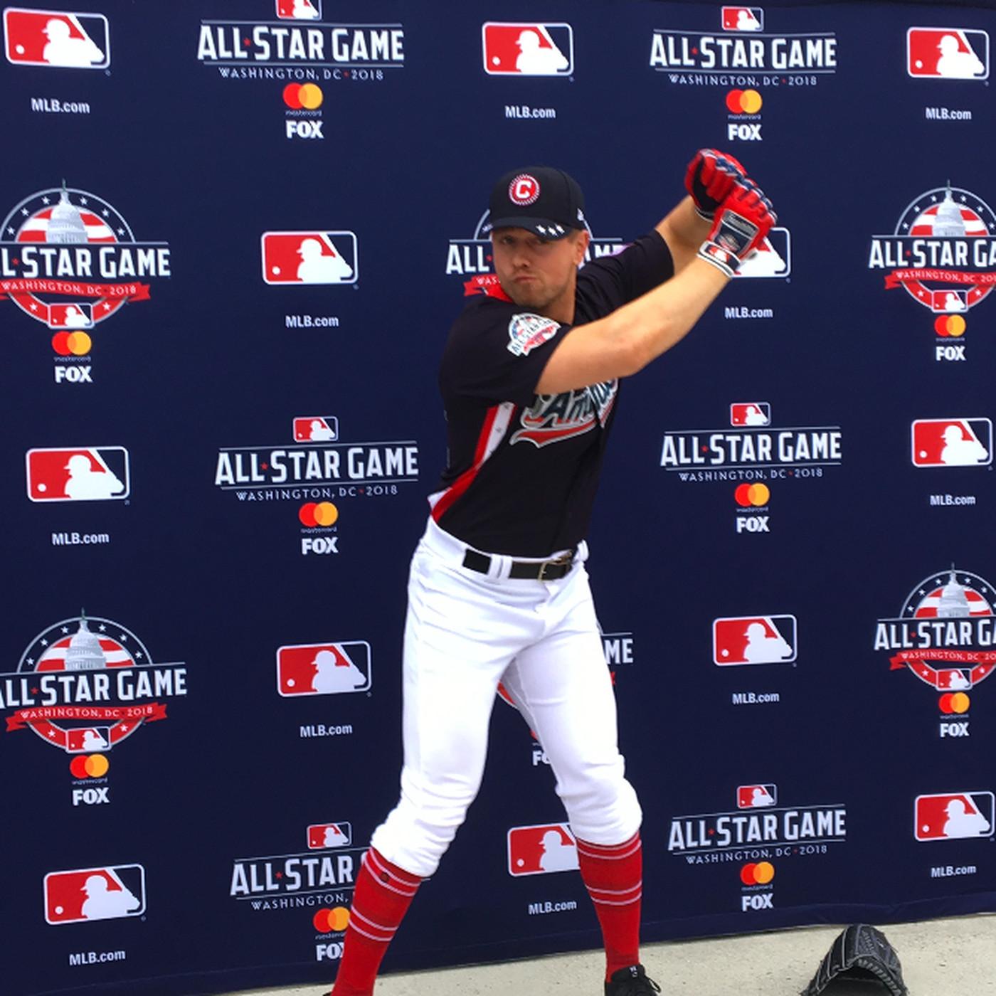 6c6bb541fd5 MLB All-Star Game  Mike  The Miz  Mizanin is a one man traveling show -  SBNation.com