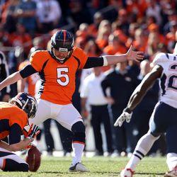 First Quarter: 3-0 Broncos