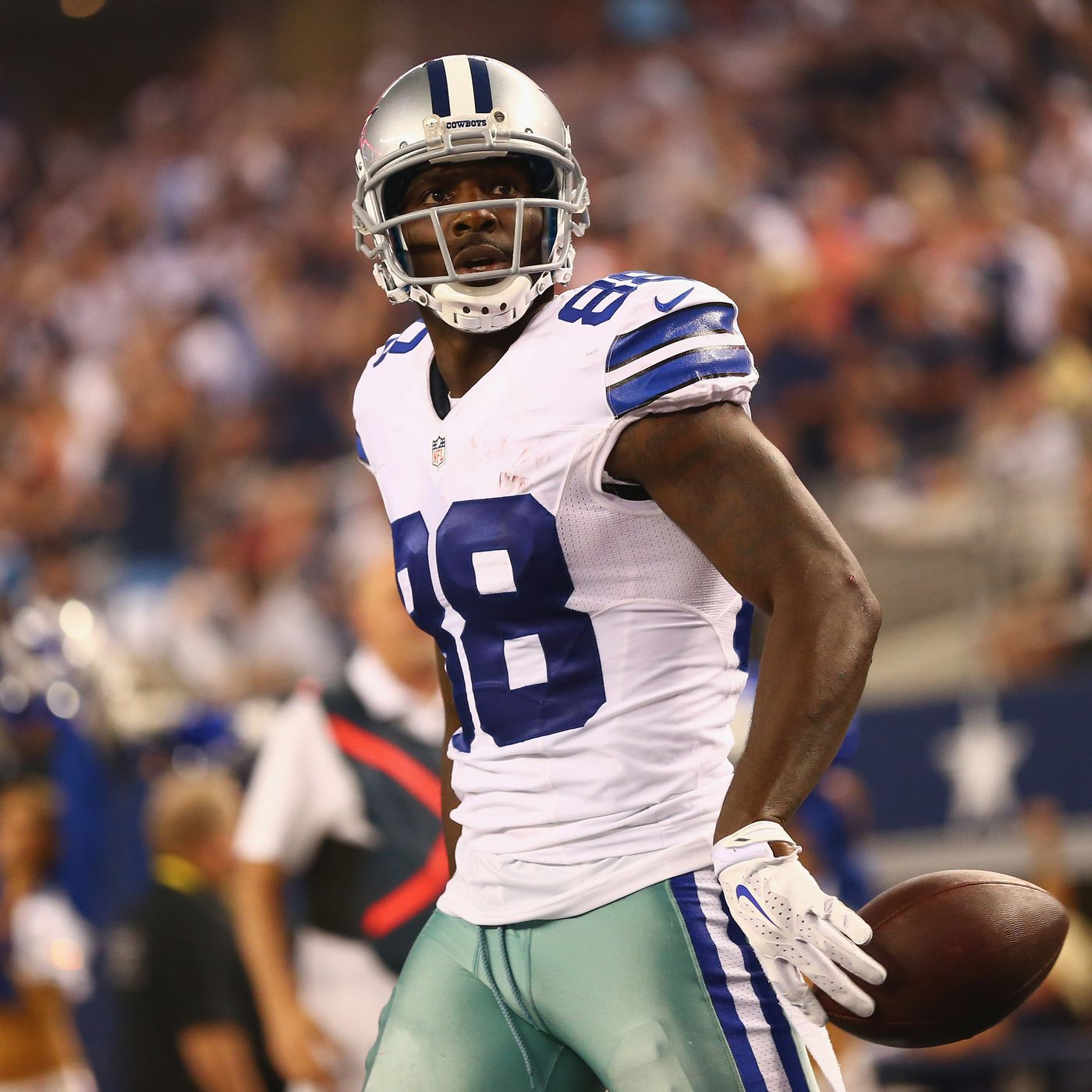 Dez Bryant What Is His Fantasy Value Now That He S Joined