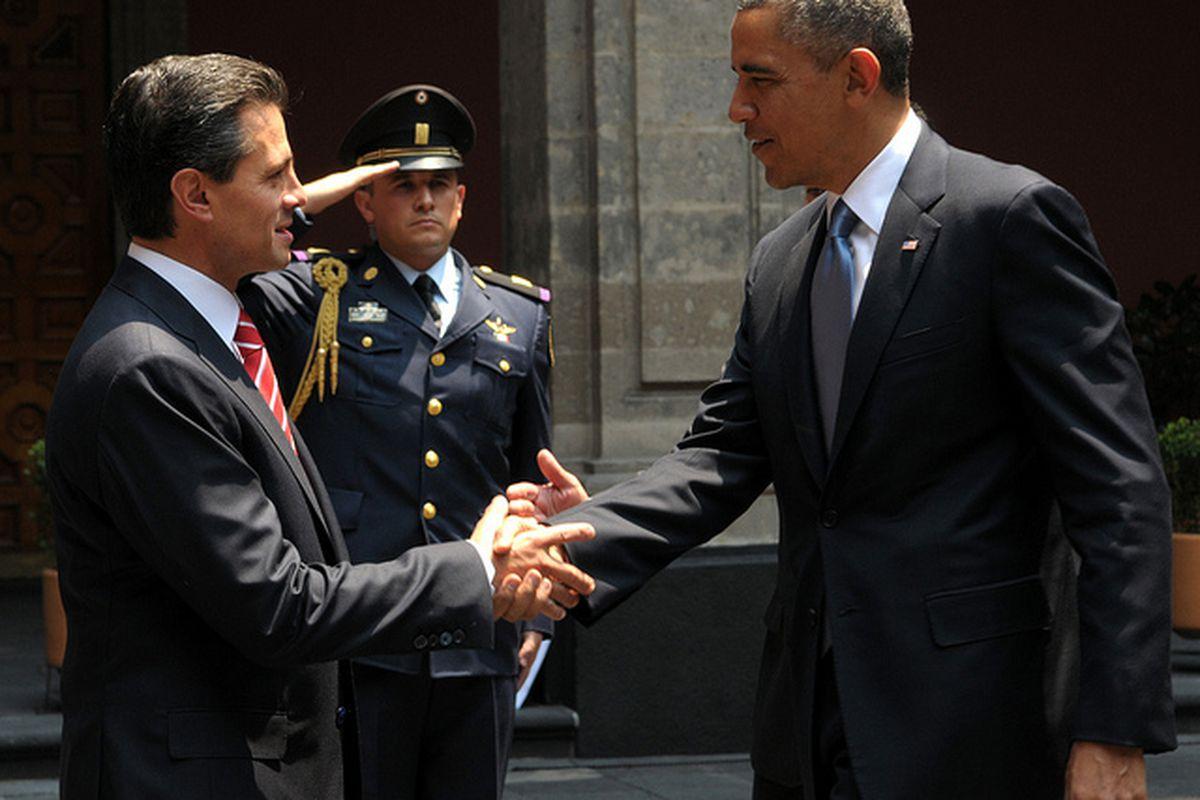Obama mexico spying FLICKR Peña Nieto