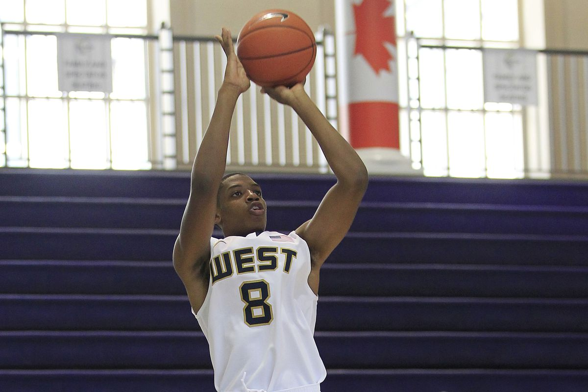 Kameron Chatman is just one of the Big Ten's incoming stars.