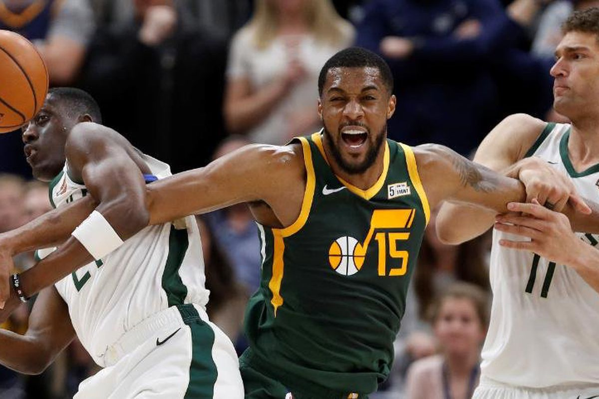 What should the Utah Jazz do at the Power Forward position