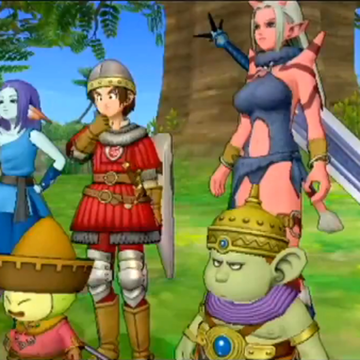 Dragon Quest 10 expansion heading to Wii U, Wii and PC - Polygon