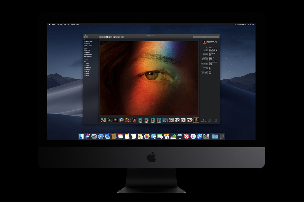 Apple's macOS Mojave will be out on September 24th - The Verge