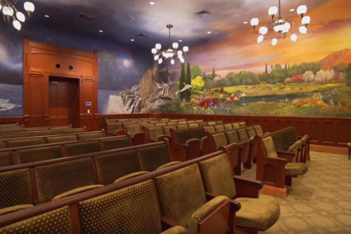 A video released by Mormon Newsroom on Monday explains the preservation of the building's history and offers viewers a glimpse inside the temple.