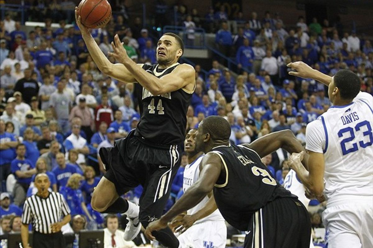 Jeffery Taylor takes 61 years of SEC Tournament failure to the rack on Sunday.